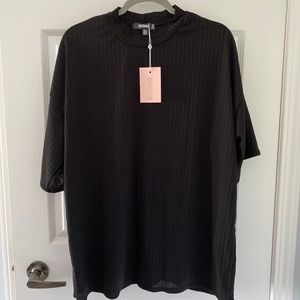 2/20$***Missguided Oversized t-shirt